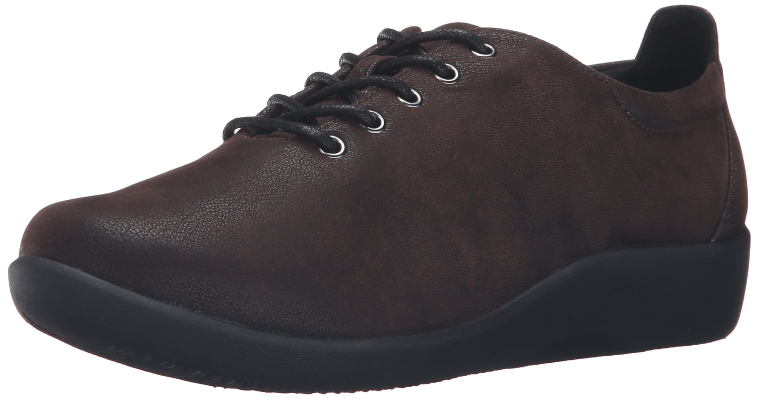 Clarks Women's CloudSteppers Sillian Tino Lace-Up Shoe