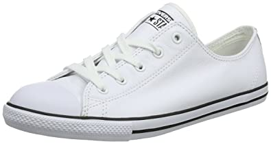 687fe02027c443 Converse Women s Chuck Taylor All Star Dainty Low-Top Sneakers ...