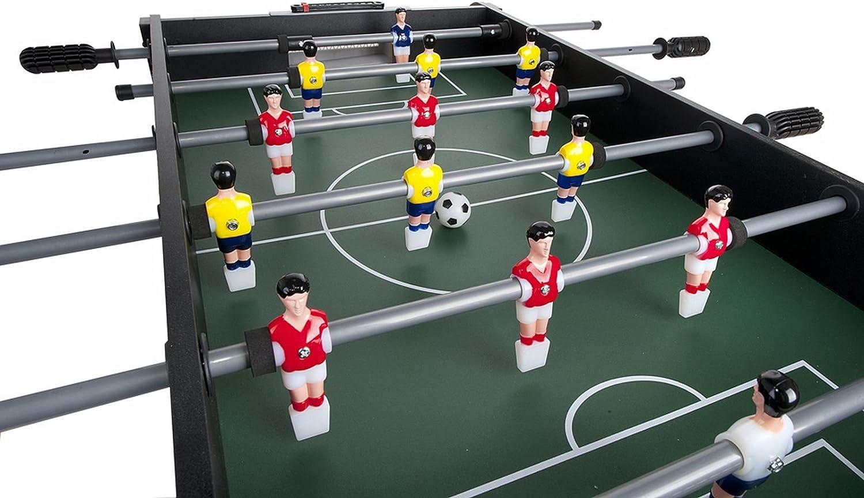 Leomark Futbolín Super Gool para Niños, Futbolín Juego De Mesa: Amazon.es: Juguetes y juegos