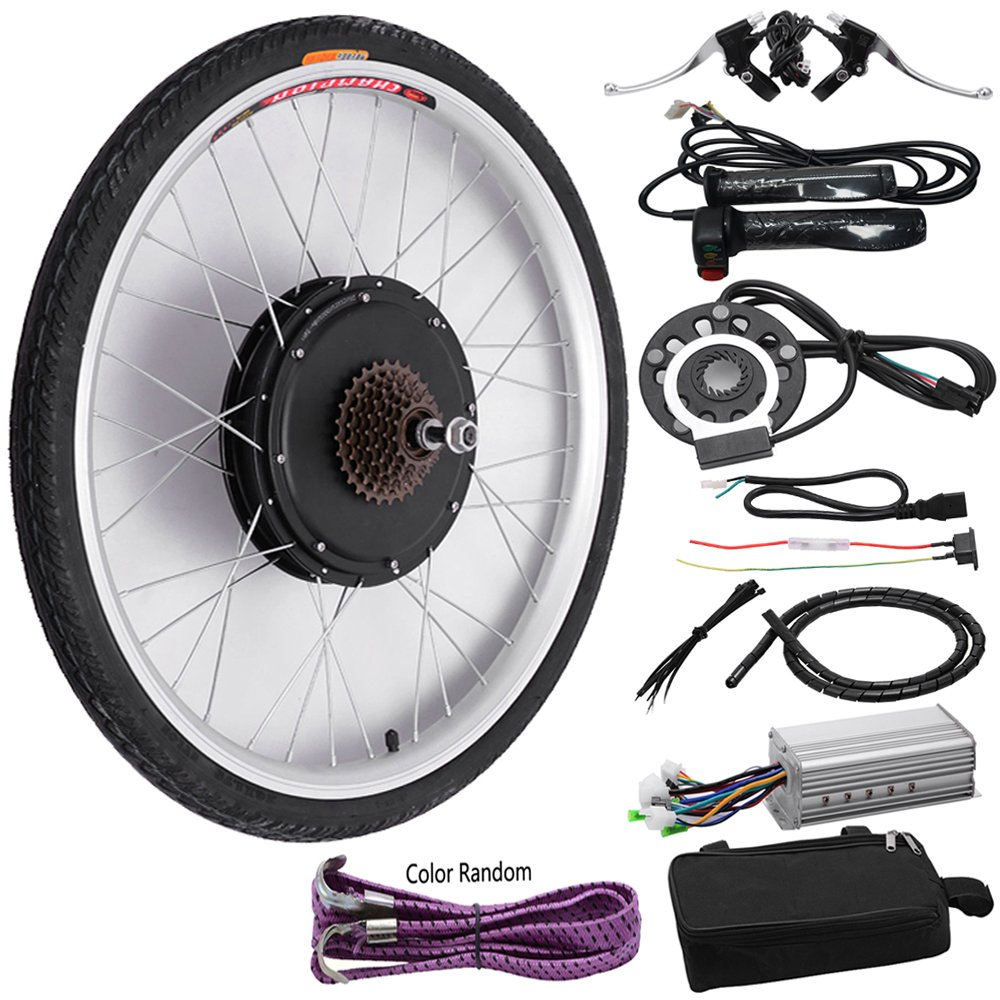 FCH 26'' Rear Wheel Electric Bicycle Conversion Kit (36V 500W)