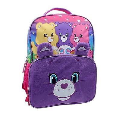 Amazon.com | Care Bears Girls Large Backpack | Kids' Backpacks