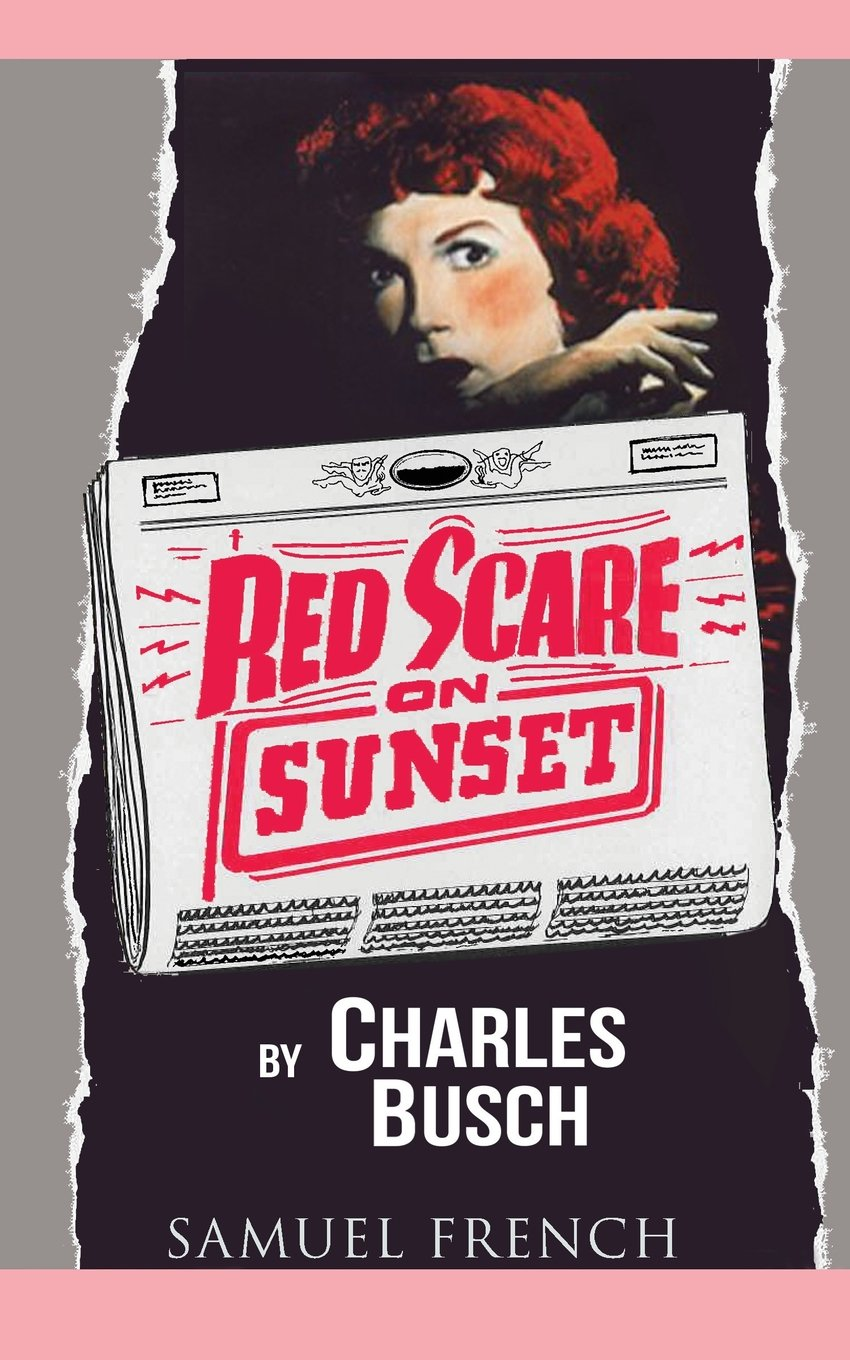 red scare on sunset charles busch com books