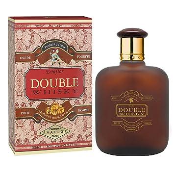 Vaporisateur Whisky Evaflorparis Eau 100 Parfum Double De • Ml Toilette Homme 0NO8wknPX