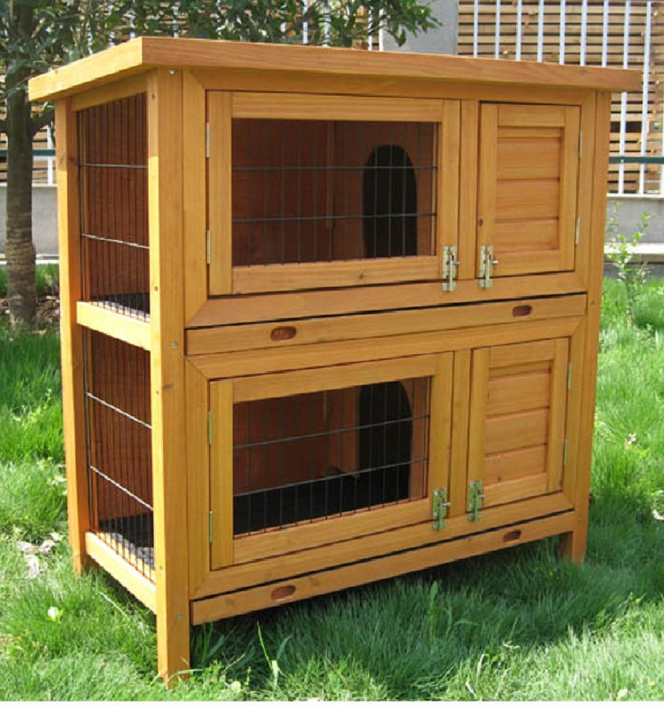 home fox hutches rabbit new proof product chartwell great double hutch wire roost