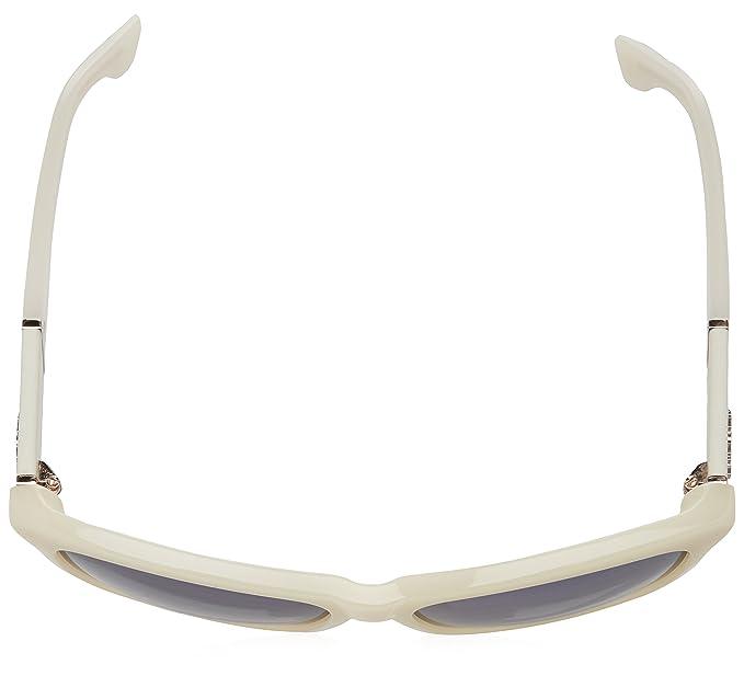 Diesel Butterfly Eye, Gafas de Sol para Mujer, Blanco (Bianco), 57