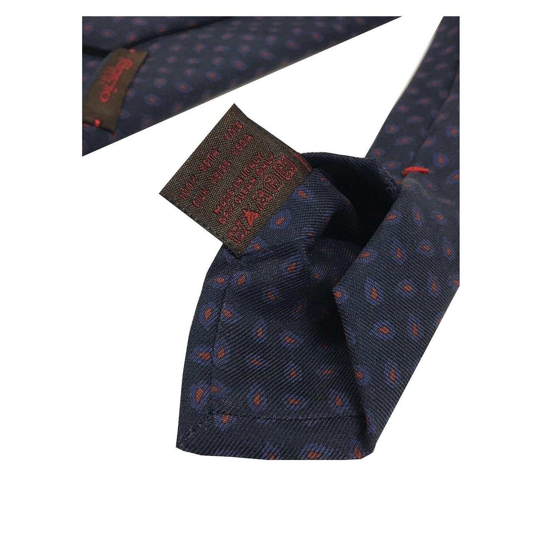 FIORIO MILANO - Corbata - para hombre azul blu disegno cashmere ...