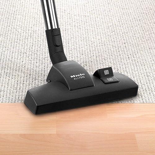 Miele is the best vacuum for hardwood floor