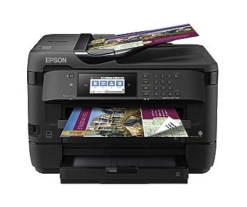 Workforce WF-7720 Wireless Wide-Format Color Impresora de ...