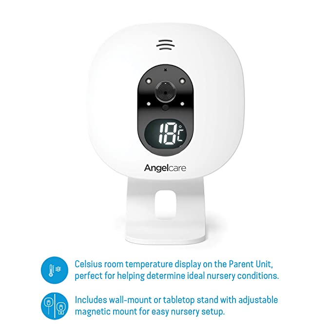 Baby Angelcare Ac701 Digital Movement & Sound Monitor