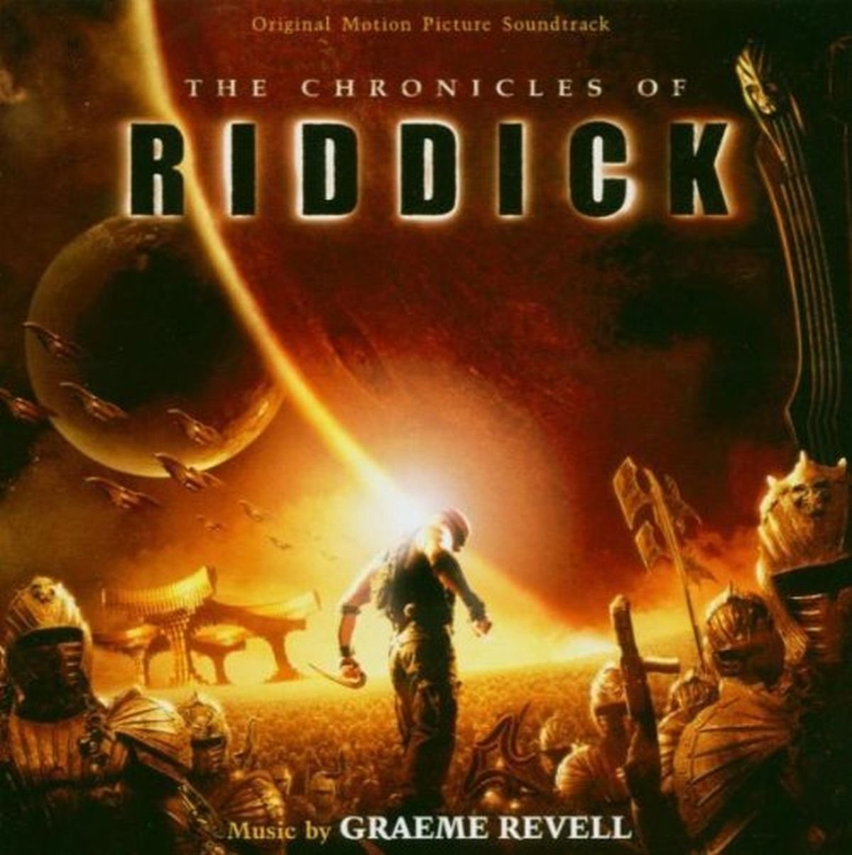 The Chronicles of Riddick (OST) - Amazon.com Music