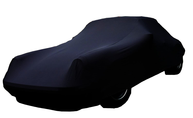 Car-e-Cover acht Gr/ö/ßen drei Farben atmungsaktiv f/ür den Innenbereich Autoschutzdecke Perfect Stretch elegant formanpassend
