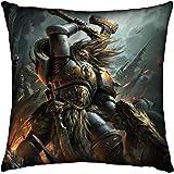 Games Workshop: Warhammer 40,000 Space Wolves Silk Finish Cushion - 42 cm by Games Workshop: Warhammer 40,000