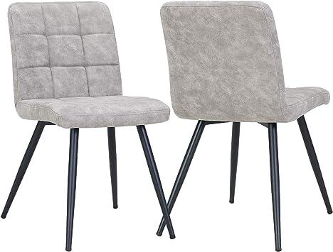 Esszimmerstuhl aus Stoff Samt Farbauswahl Stuhl Retro Design
