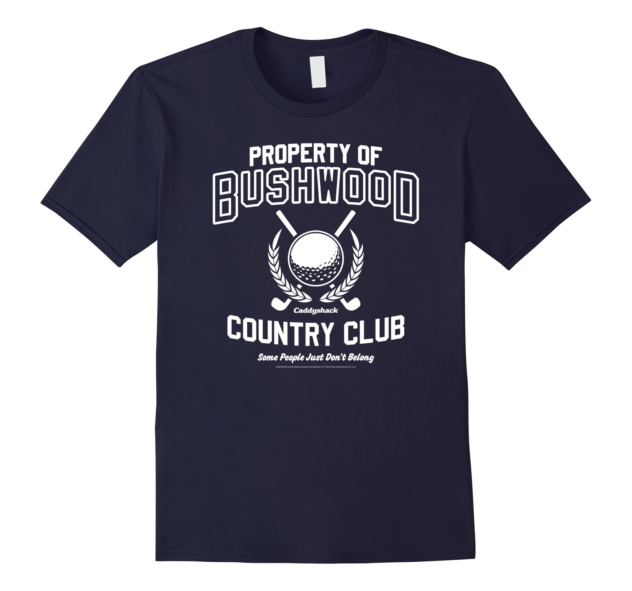Caddyshack Property Of Bushwood Country Club Shirts
