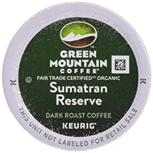 Green Mountain Coffee Sumatran Reserve