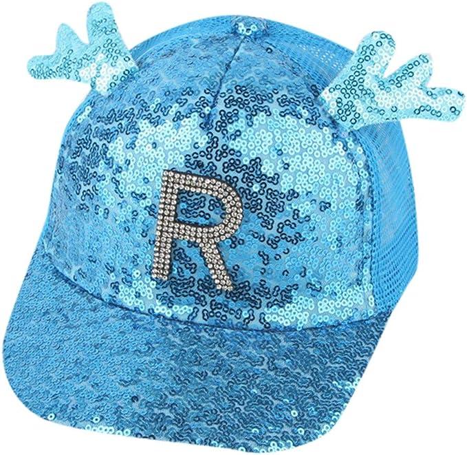 Lomelomme_Sombrero de béisbol, Gorro de Verano para Padres, niño ...