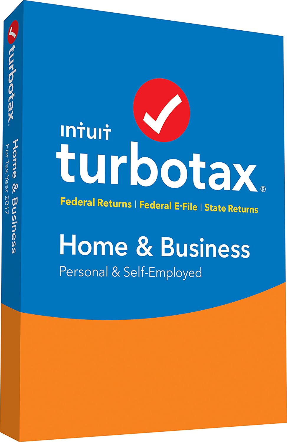 Turbotax Home Business State 2020.Amazon Com Turbotax Home Business Tax Software 2017 Fed