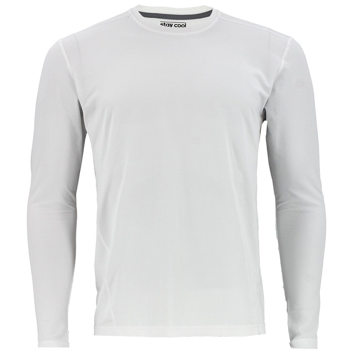 adidas Men's Baselayer Climacool UPF Long-Sleeve Crew Top Agron Underwear