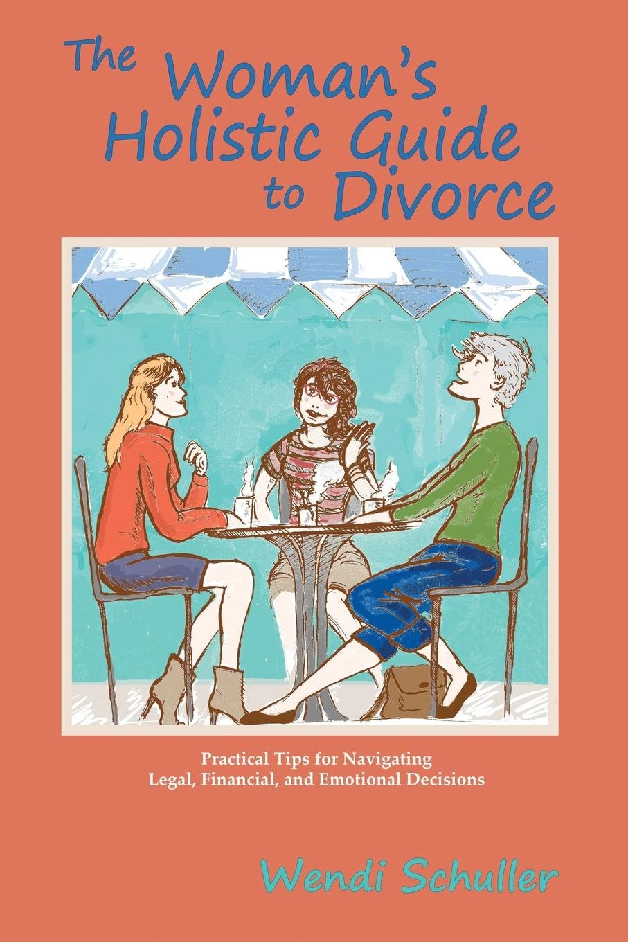 Download The Woman's Holistic Guide to Divorce pdf