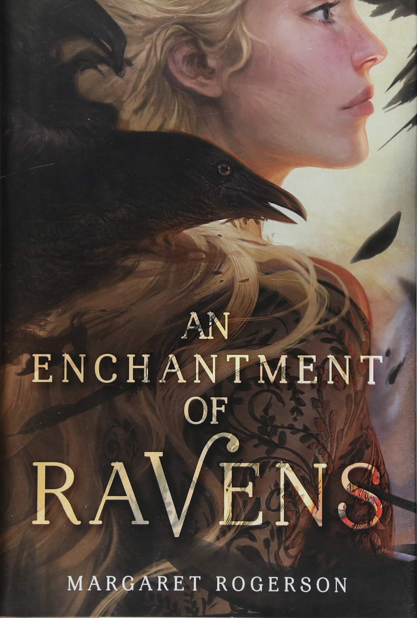 An Enchantment of Ravens: Amazon.co.uk: Rogerson, Margaret: Books