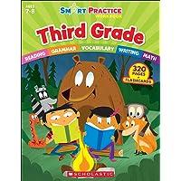 Smart Practice Workbook: Third Grade