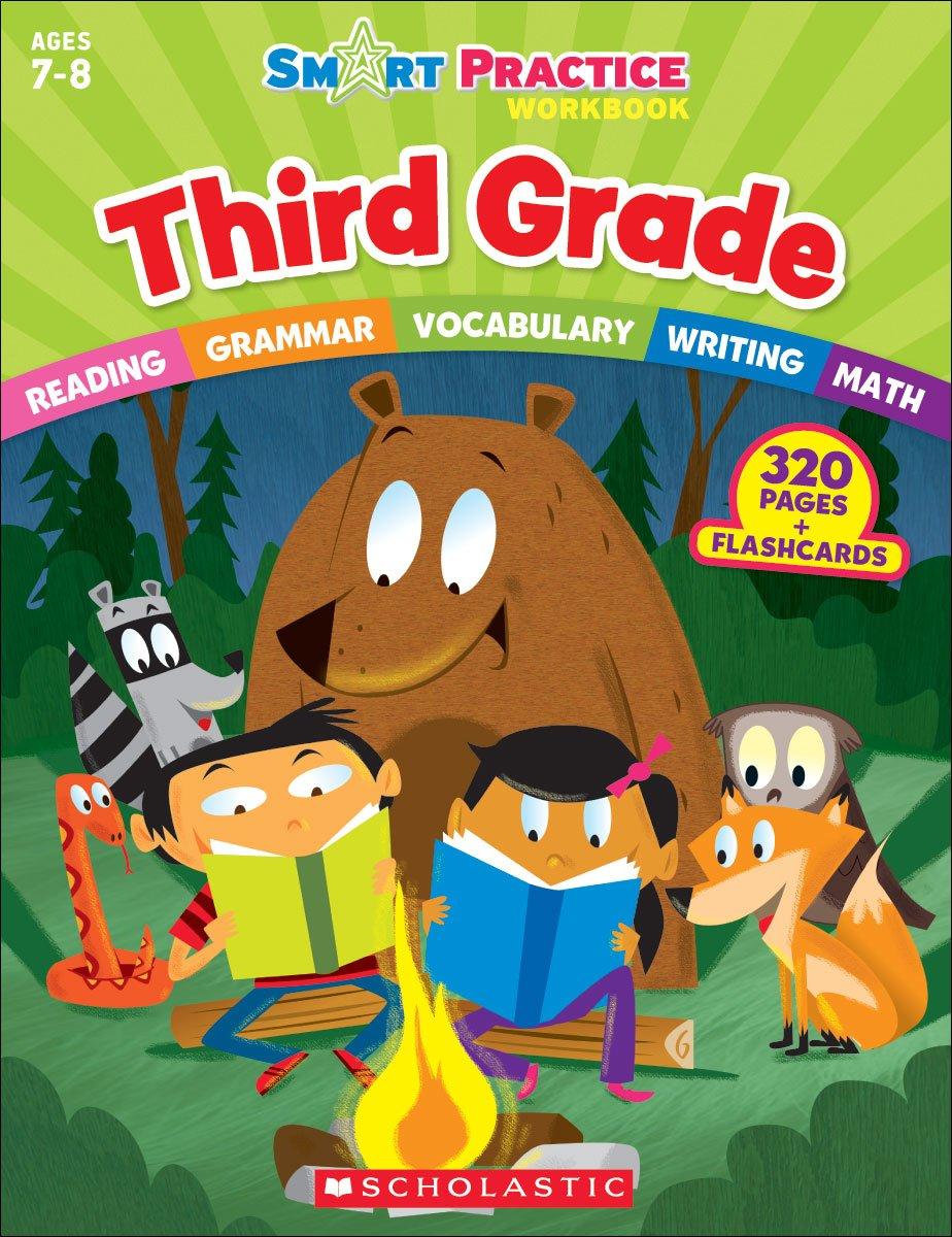 Workbooks big third grade workbook : Smart Practice Workbook: Third Grade (Smart Practice Workbooks ...