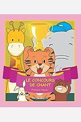 Le concours de chant (French Edition) Kindle Edition