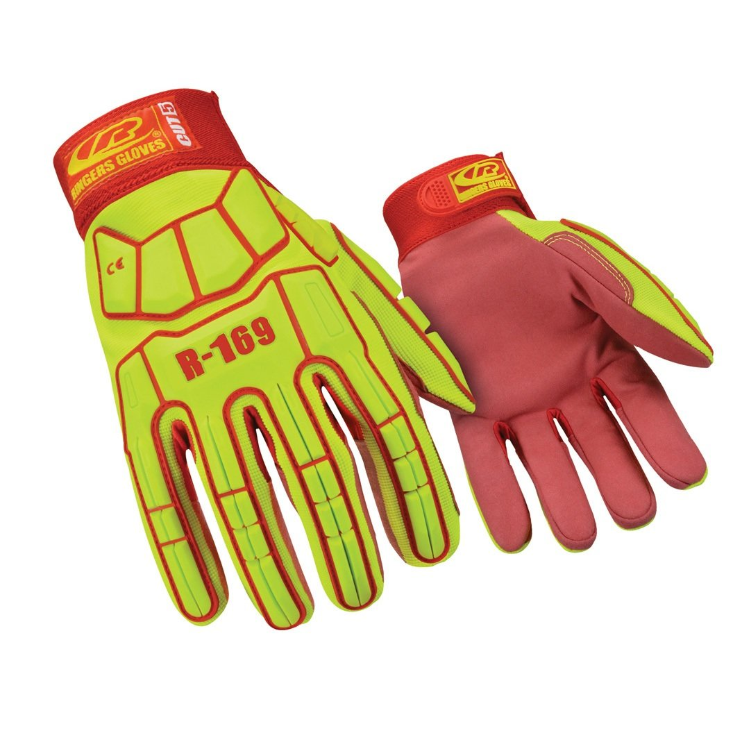 Ringers Gloves R169-09 R169 Series Velcro Closure Gloves, Medium by Ringers (Image #1)