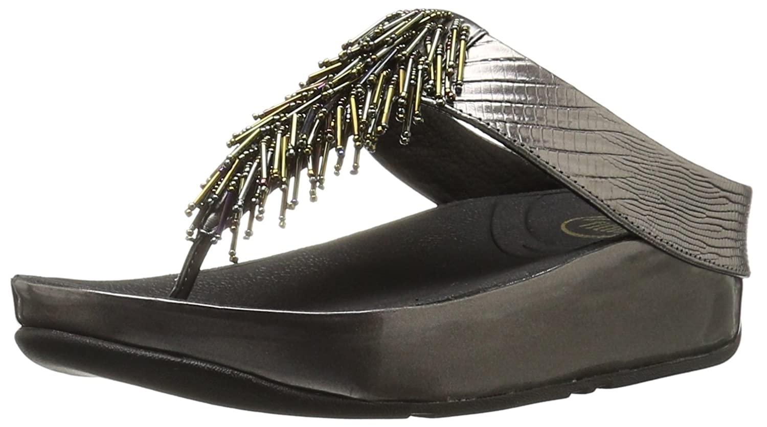 6600fd7909e0d Fitflop Women Cha Cha T-Bar Sandals  Amazon.co.uk  Shoes   Bags