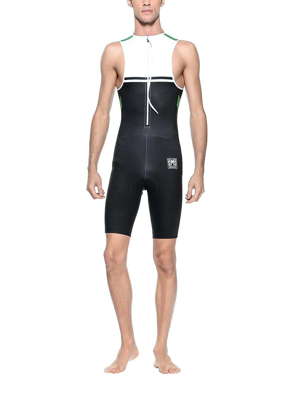 Santini 365 TRE Triathlon Haut passt