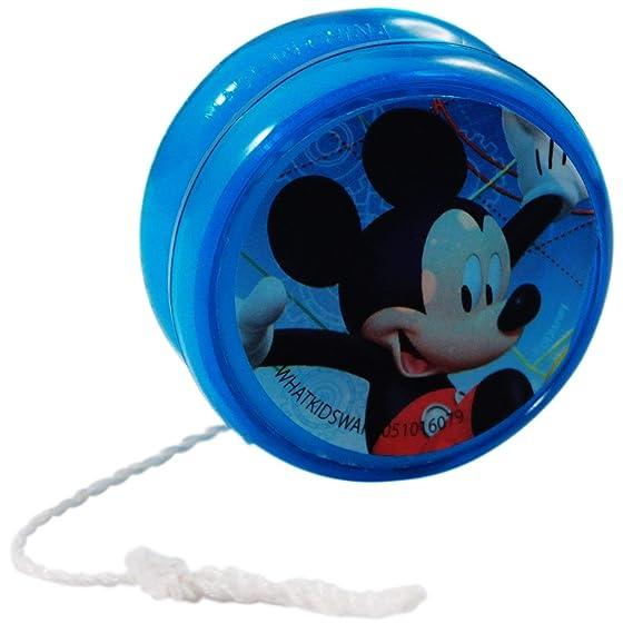 Amazon.com: Disney Luz LED arriba Yo Yo Childrens juguete ...