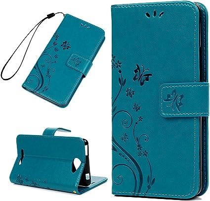 Funda Libro BQ Aquaris U Lite / BQ Aquaris U de Suave Cuero PU Premium: Amazon.es: Electrónica