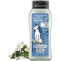 Wahl Canada Dog Puppy Colour Bright Shampoo, Plant Derived Shampoo in White Pear Help Whites to Look Whiter and Colours…