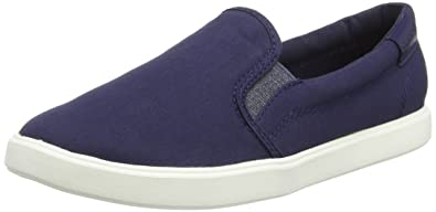 Crocs Women's Citilane Slip-On Fashion Sneaker, Navy, ...