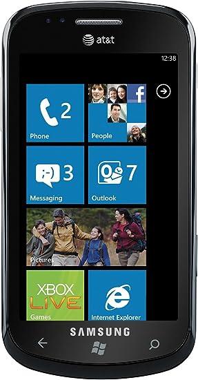 Amazon Com Samsung Focus Windows Phone At T
