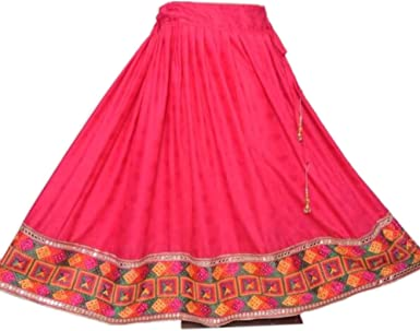 Belly Dance Cotton Maxi Skirt Traditional Ethnic Designer Full Women/'s Skirt