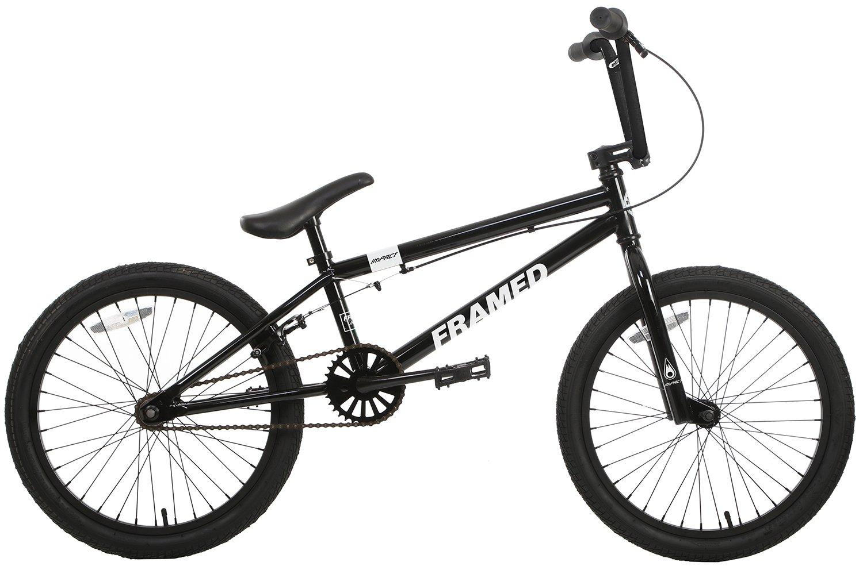 Framed Impact XL BMX Bike B07B83J86Zブラック