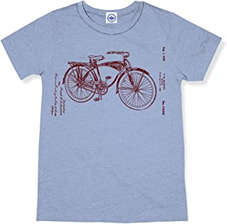 product image for Hank Player U.S.A. Schwinn Bicycle Patent Men's T-Shirt