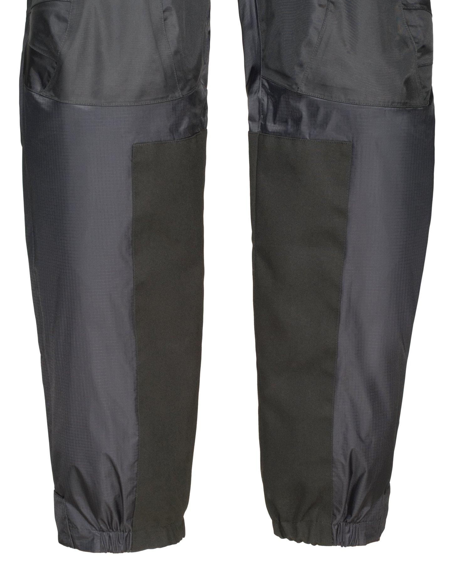 Tour Master Sentinel LE Nomex Rain Pants - Small/Black by Tourmaster (Image #3)