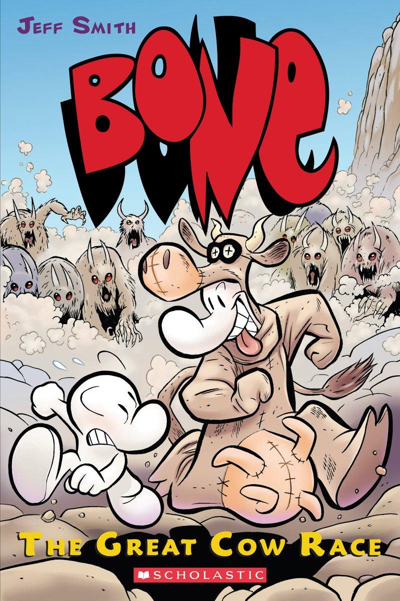 Read Bone Vol 2 The Great Cow Race Bone 2 By Jeff Smith