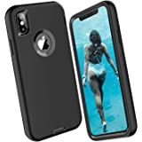 ORIbox Exalted Series, Liquid Silicone iPhone Xs max Case, Soft-Touch Finish of The Liquid Silicone Exterior Feels, No…