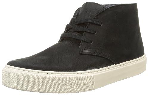 106765, Chaussures hautes mixte adulte, Noir (Negro), 45 EUVictoria