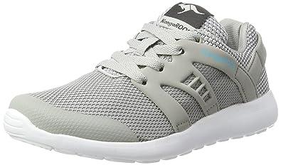 KangaROOS Unisex-Kinder Xcape Kids Sneaker, Schwarz (Black), 31 EU