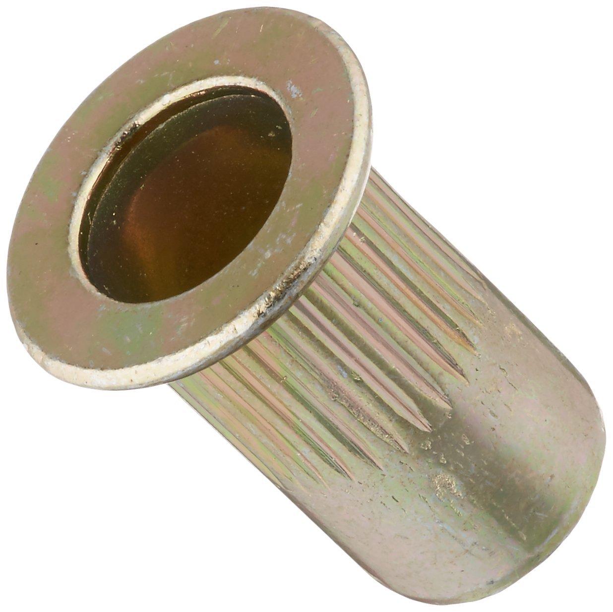20Pcs Steel Rivet Nut Insert #10-24 uxcell a14121200ux0017