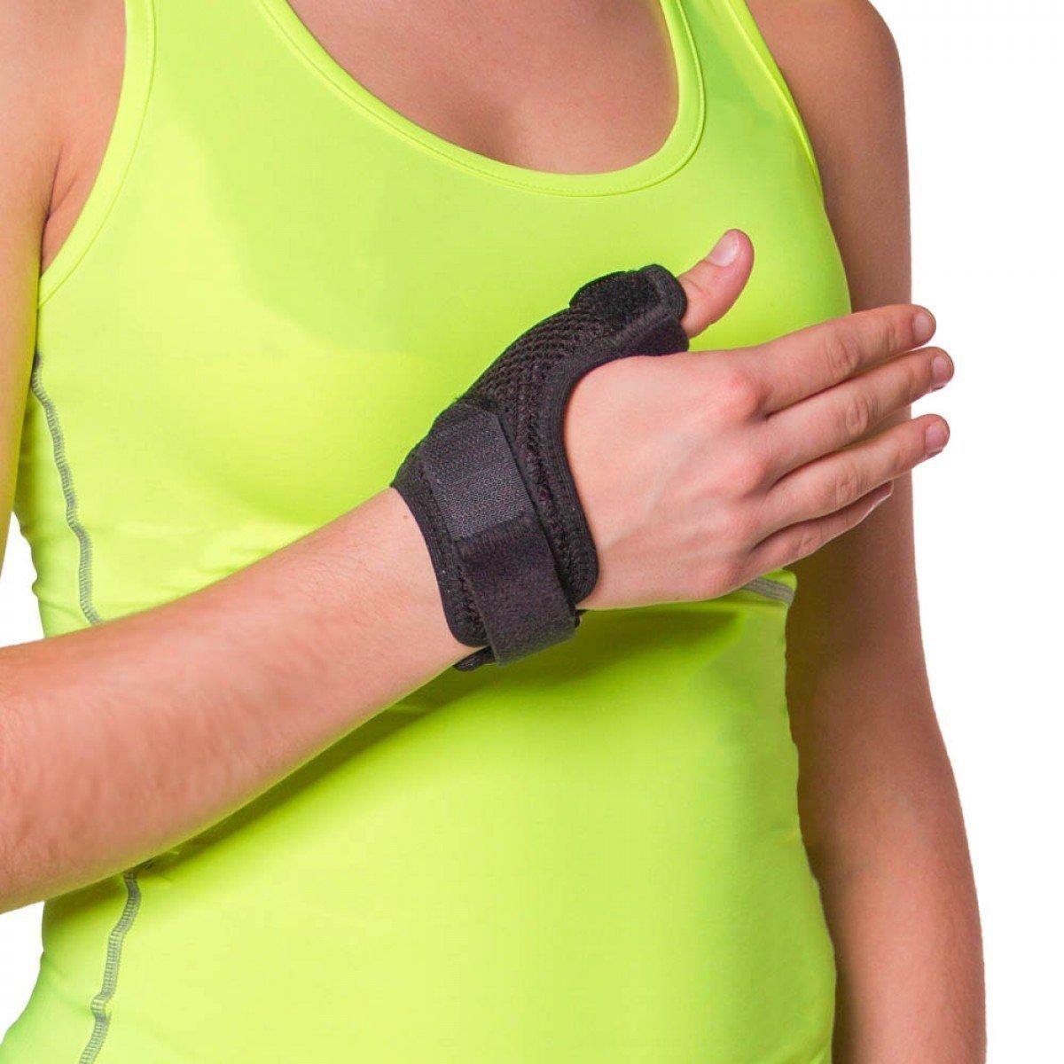 Amazon.com: Bort 112710 Soft Basal Thumb Arthritis Pain Brace - Medium:  Health & Personal Care