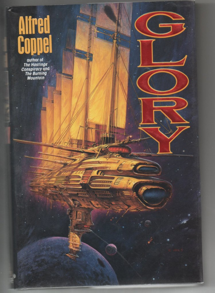 Glory (Goldenwing Cycle, Book 1), Coppel, Alfred