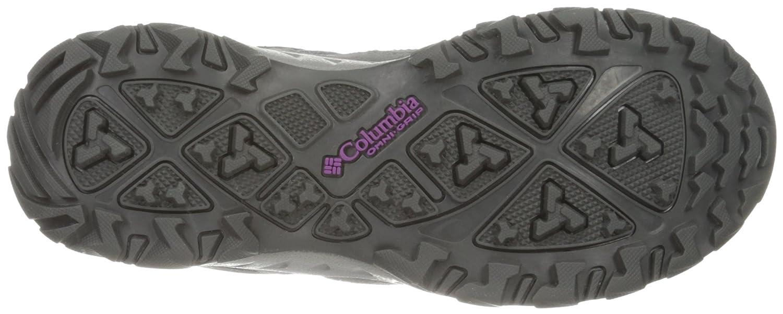 Columbia Plains Ridge Schuhes Damens 39,5) Light Grau/Intense Violet Größe US 8,5 (EU 39,5) Damens 2017 Schuhe - 2e08fa