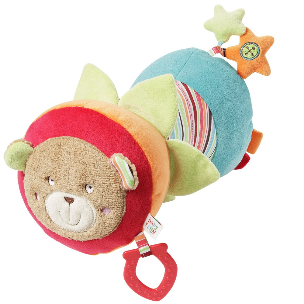 Fehn 091205/Rotolo per bambini Teddy Oskar Multicolore