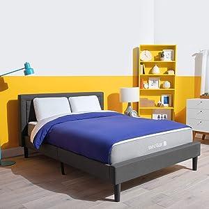Nectar Full Mattress - 365 Night Home Trial - Gel Memory Foam Mattress - CertiPUR-US Certified Foams - Forever Warranty