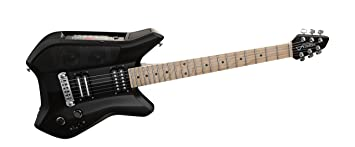 Fusion – Guitarra de arce, iPhone/iPod integrado para guitarra eléctrica con construido en